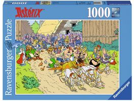 Ravensburger Puzzle Asterix in Italien 1000 Teile