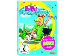 DVD Bibi Blocksberg Sammelbox 2 Folgen 10 18