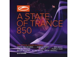 A State Of Trance 850 The Official Compilation