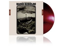 Radio Rebelde Dark Burgundy Red Vinyl