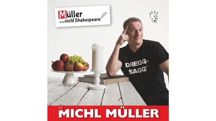 Mueller Nicht Shakespeare