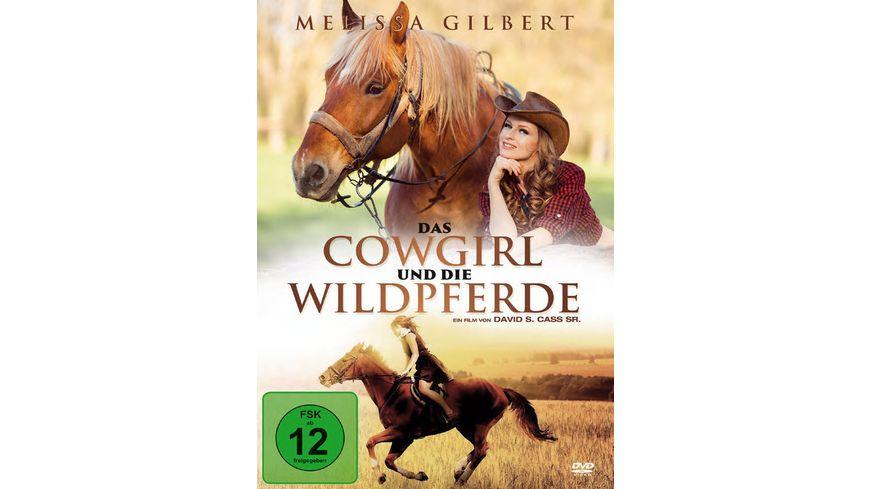 Das Cowgirl und die Wildpferde