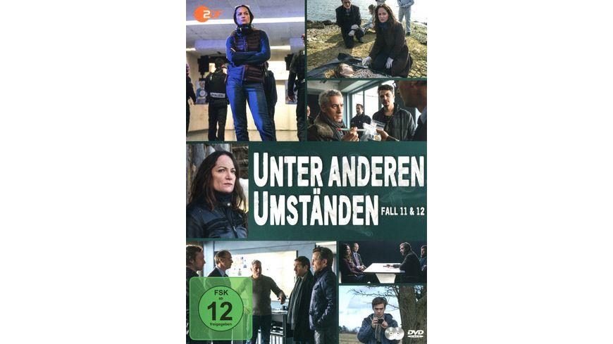 Unter anderen Umstaenden Box 6 Fall 11 12 2 DVDs