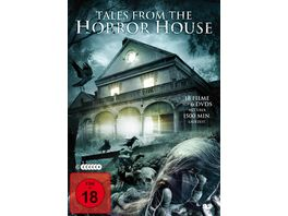 Tales from the Horror House 6 DVDs