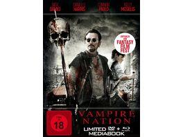 Vampire Nation Mediabook LE DVD