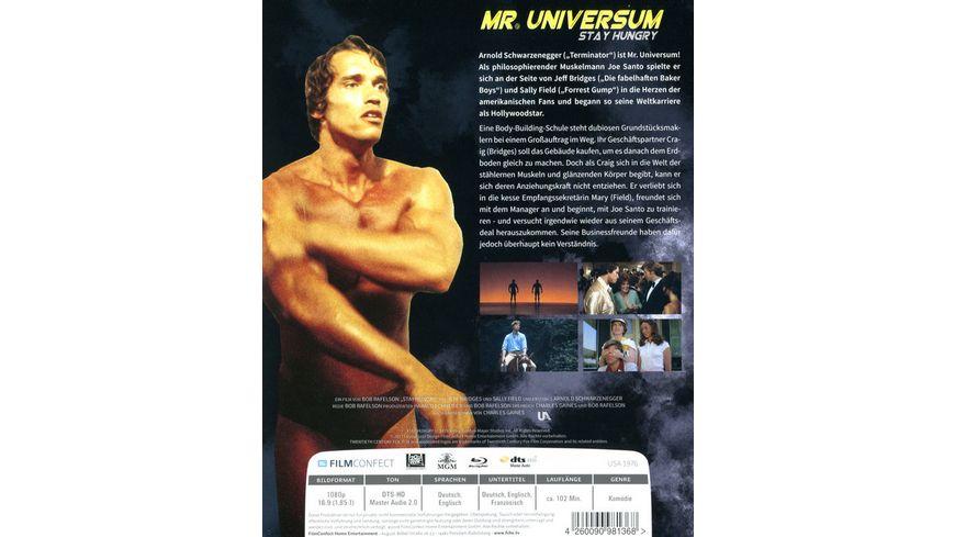 Mr Universum