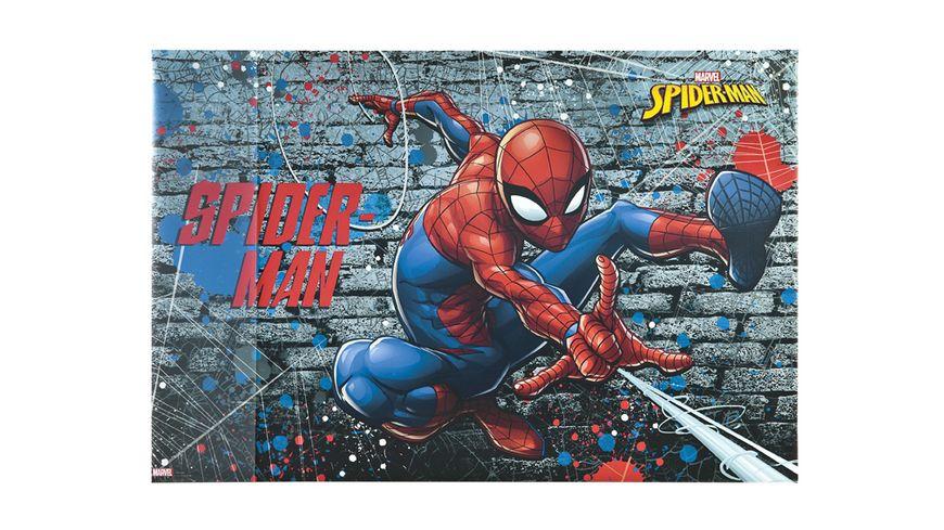 UNDERCOVER Schreibtischunterlage Spiderman
