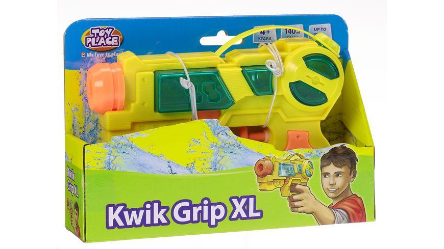 Mueller Toy Place Mueller Toy Place Wasserpistole Kwik Grip XL sortiert