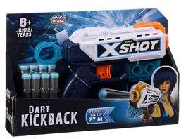 Mueller Toy Place Zuru X Shot Dart Recoil Pistole