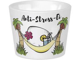 GRUSS CO Eierbecher Anti Stress Ei
