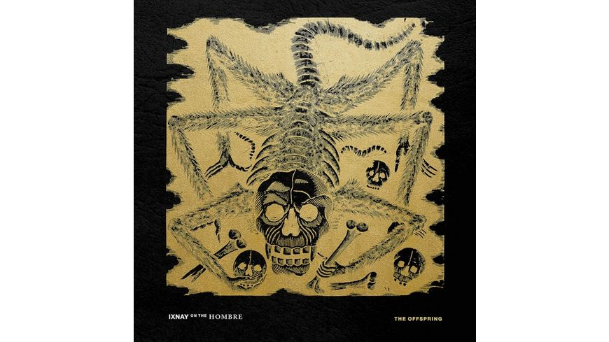 Ixnay On The Hombre 20th Anniversary Gold Vinyl