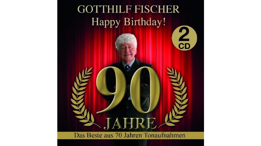 Happy Birthday 90 Jahre