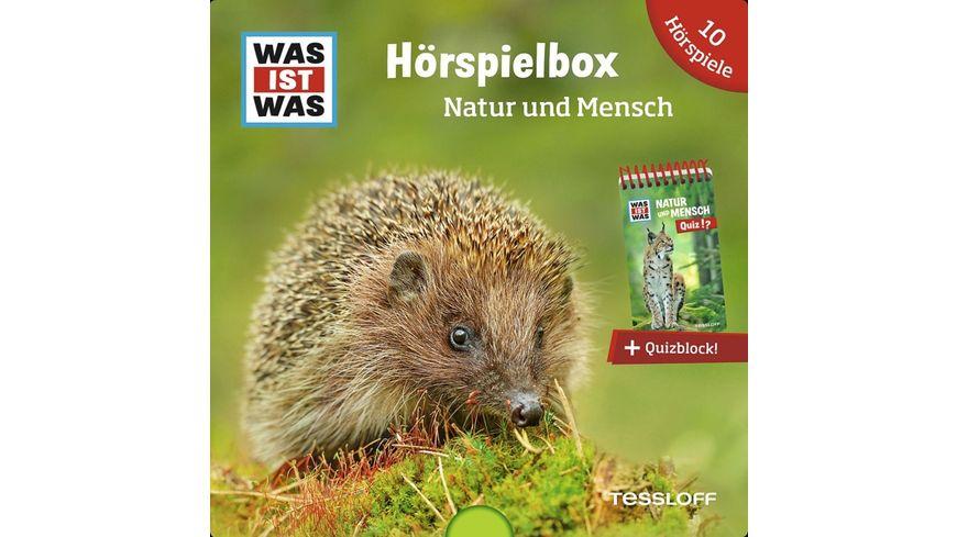 Was Ist Was 5 CD Hoerspielbox Natur Und Mensch