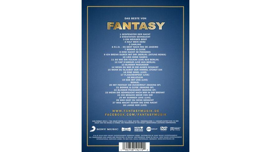 Das Beste von Fantasy Das grosse Jubilaeumsalbum