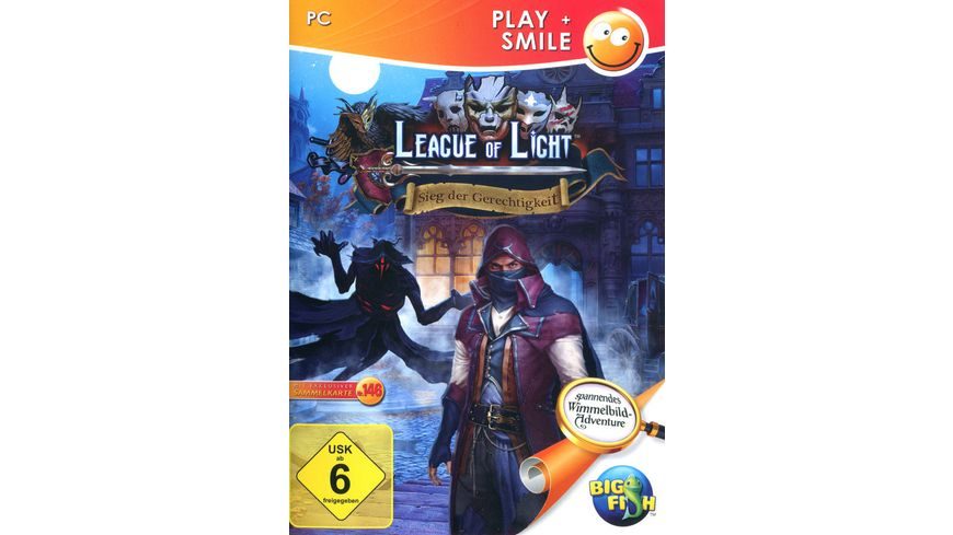 League of Light Sieg der Gerechtigkeit