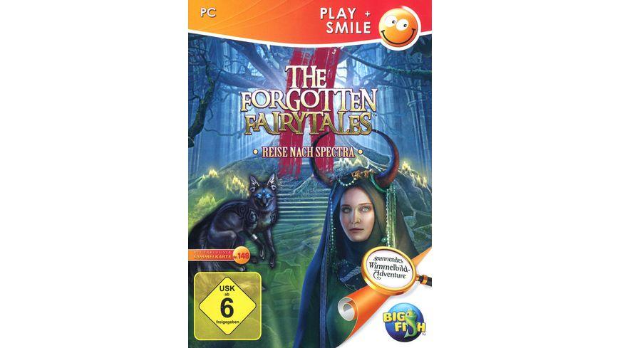 The Forgotten Fairytales Reise nach Spectra