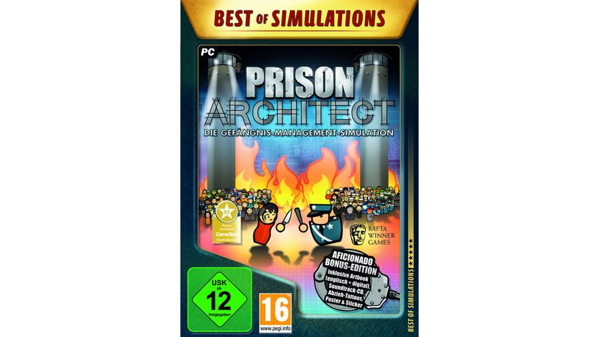 Prison Architect Aficionado Bonus Edition