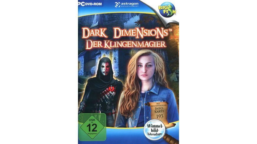 Dark Dimensions 7 Der Klingenmagier