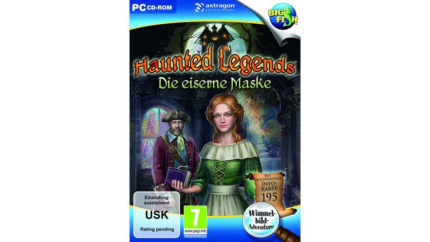 Haunted Legends Die eiserne Maske