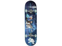 Powerslide Skateboard Frozen REAL FRIENDS