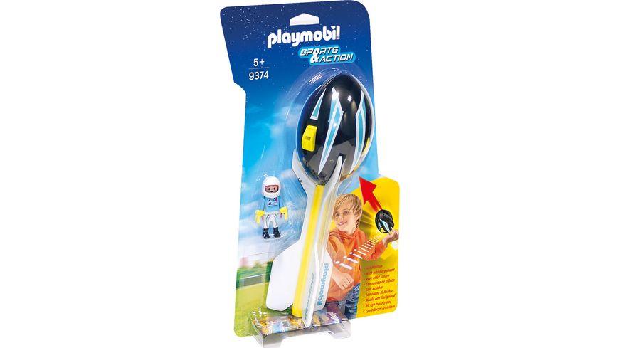 PLAYMOBIL 9374 Sports und Action Wind Flyer