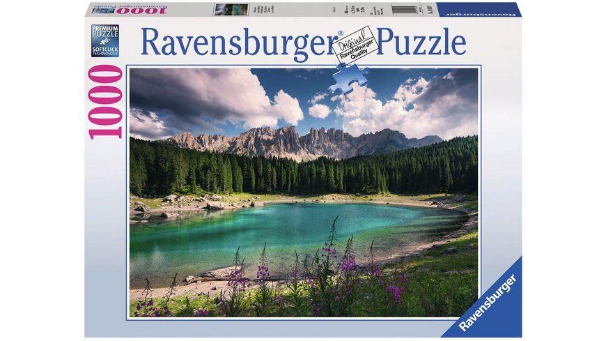 Ravensburger Puzzle - Dolomitenjuwel, 1000 Teile