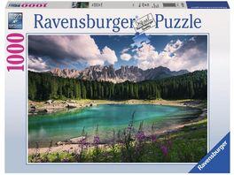 Ravensburger Puzzle Dolomitenjuwel 1000 Teile