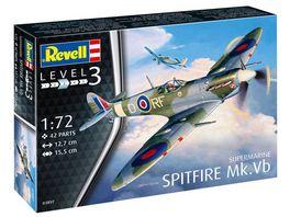 Revell 3897 Supermarine Spitfire Mk Vb