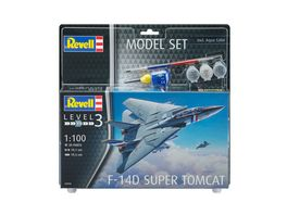 Revell 63950 Model Set F 14D Super Tomcat