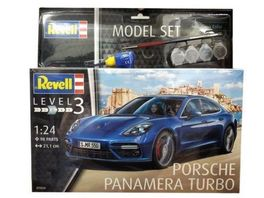 Revell 67034 Model Set Porsche Panamera Turbo
