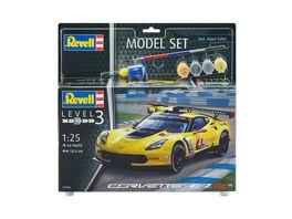 Revell 67036 Model Set Corvette C7 R