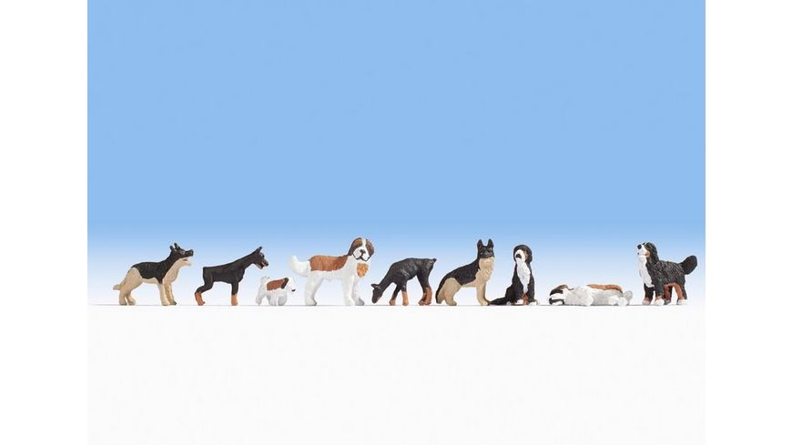 NOCH 36717 N 9 Hunde