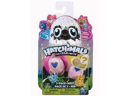 Spin Master Hatchimals Saison 2 Colleggtibles 2 Pack Nest sortiert