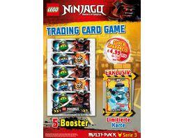 Blue Ocean LEGO Ninjago Serie III MULTI PACK