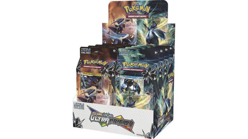 Pokemon Sammelkartenspiel Sonne Mond S05 Themendeck sortiert