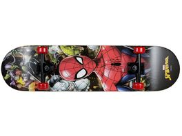 Powerslide Skateboard Spider Man The Evil