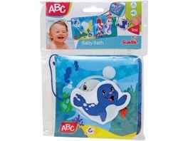 Simba ABC Magisches Badebuch
