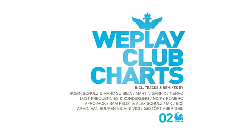 WePlay Club Charts Vol 2