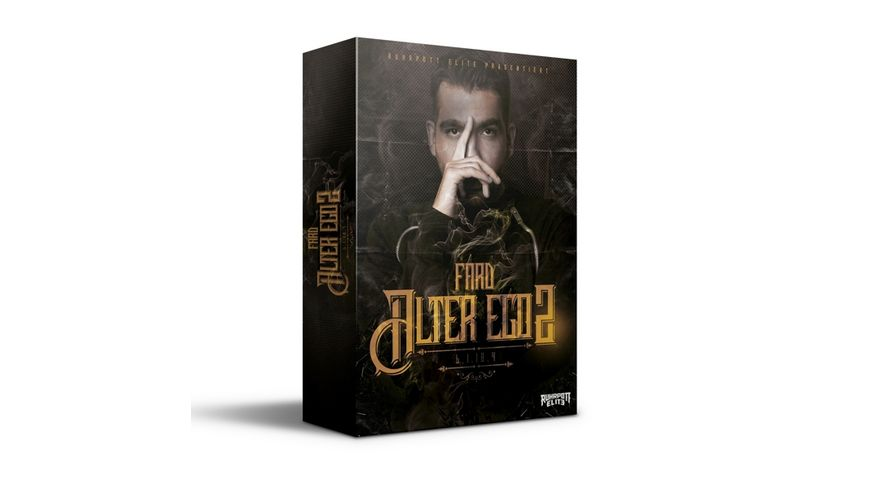 Alter Ego II Ltd Edition Box Set