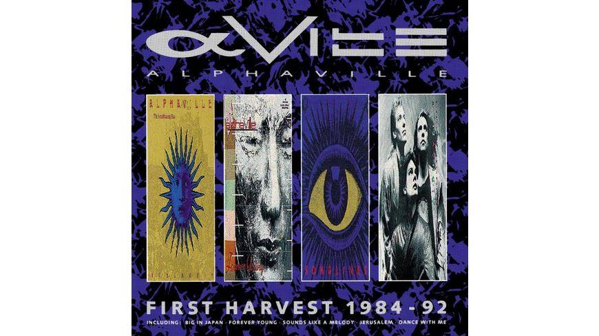 First Harvest 1984 92