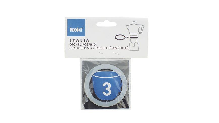 kela Ersatzdichtung Italia 3 Tassen