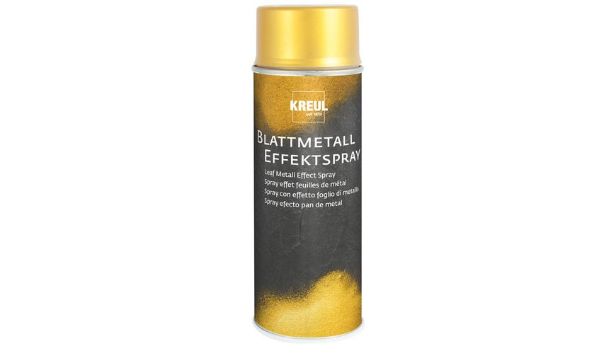 KREUL Art Deco Effektspray gold 400 ml