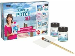 KREUL Hobby Line Foto Transfer Potch Set