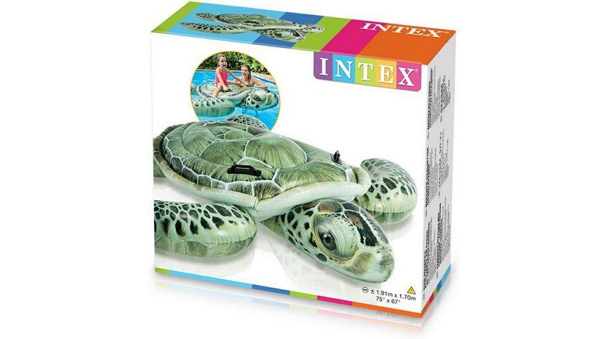 Intex Schwimmtier Turtle 191 x 170 cm