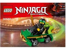 LEGO Ninjago Polybag 30532 Turbo Set