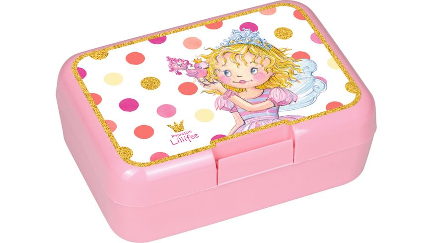 Die Spiegelburg Butterbrotdose Prinzessin Lillifee neue Form