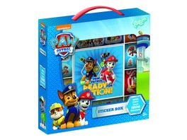 TM ESSENTIALS Paw Patrol Stickerbox