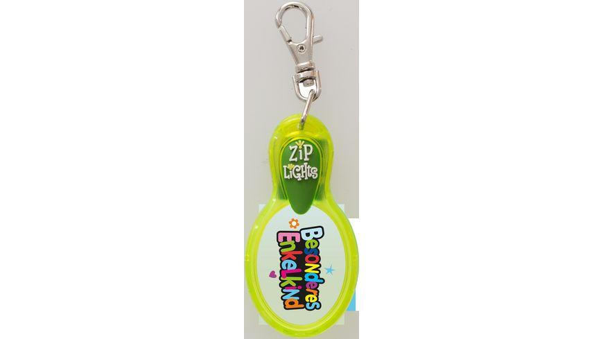 H H Reissverschlusslaempchen Zip Lights Besonderes Enkelkind