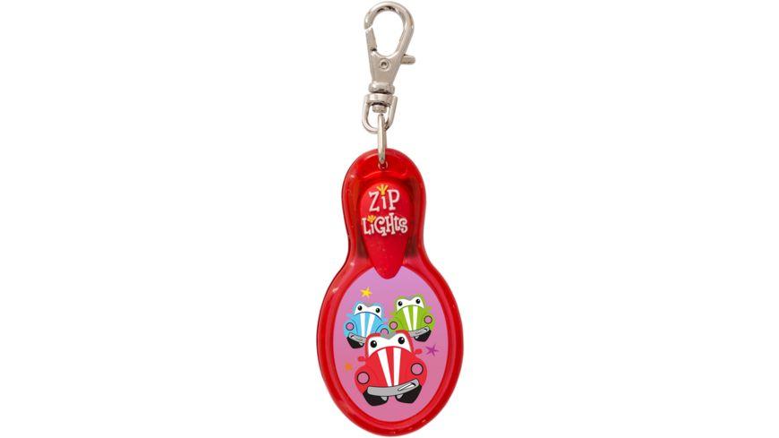 H H Reissverschlusslaempchen Zip Lights Autos