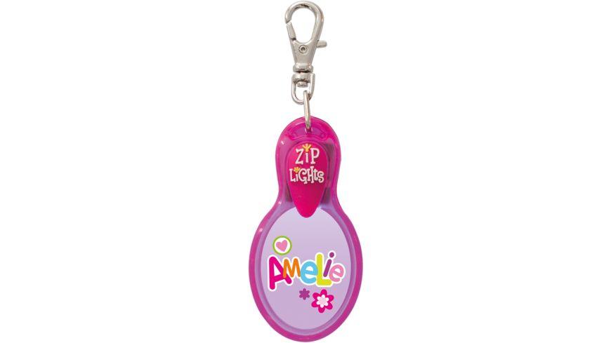 H H Reissverschlusslaempchen Zip Lights Amelie
